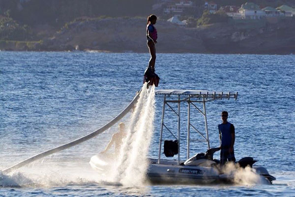 FLYBOARD A ST BARTH